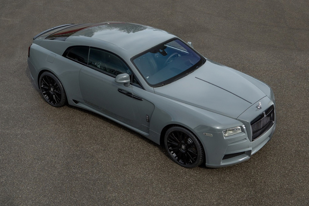 DLEDMV - Rolls-Royce Wraith Spofec - 06