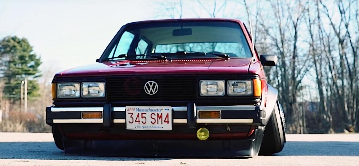DLEDMV - VW Jetta MK1 Slammed Static - 06