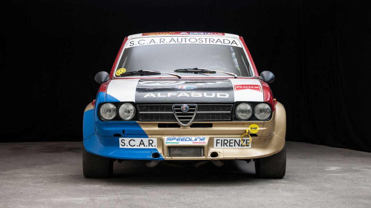 Alfa Romeo Alfasud Trofeo, La Sportivissima ! 1