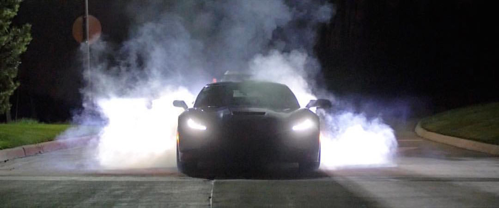 DLEDMV - Corvette C7 Midnight Purple - 03