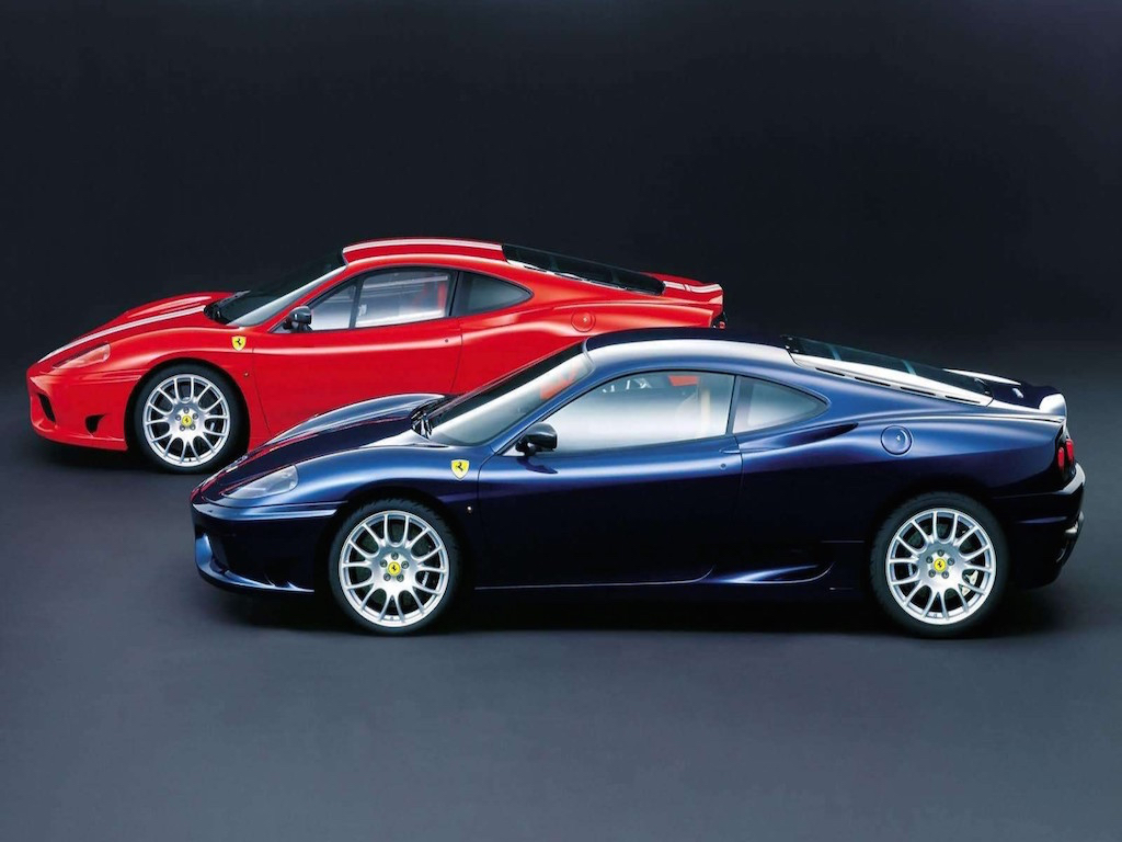 DLEDMV - Ferrari 360 Modena Challenge Stradale - 05