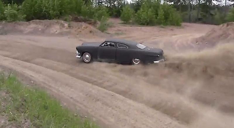 DLEDMV - Ford 49 Freak Race - 01