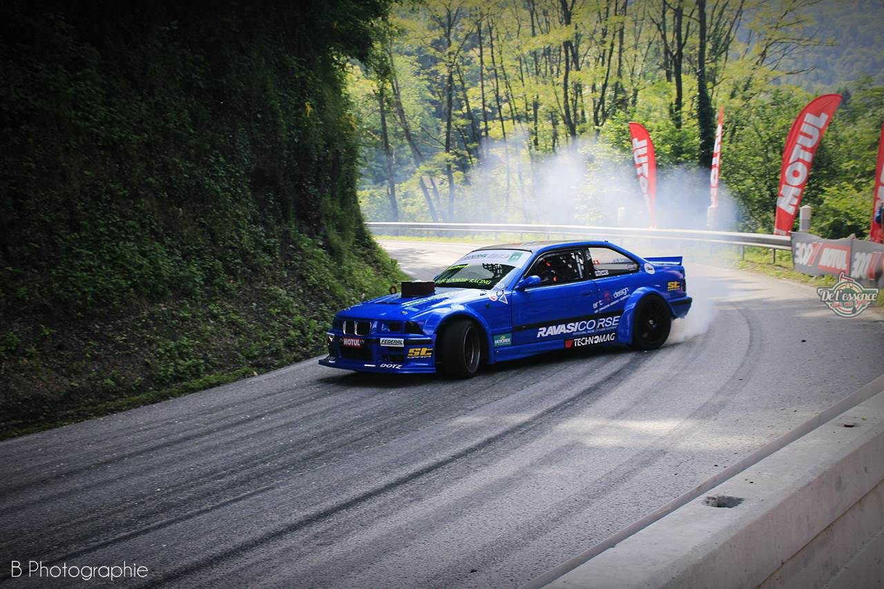 DLEDMV - King Of Touge 2K16 Slide - 12