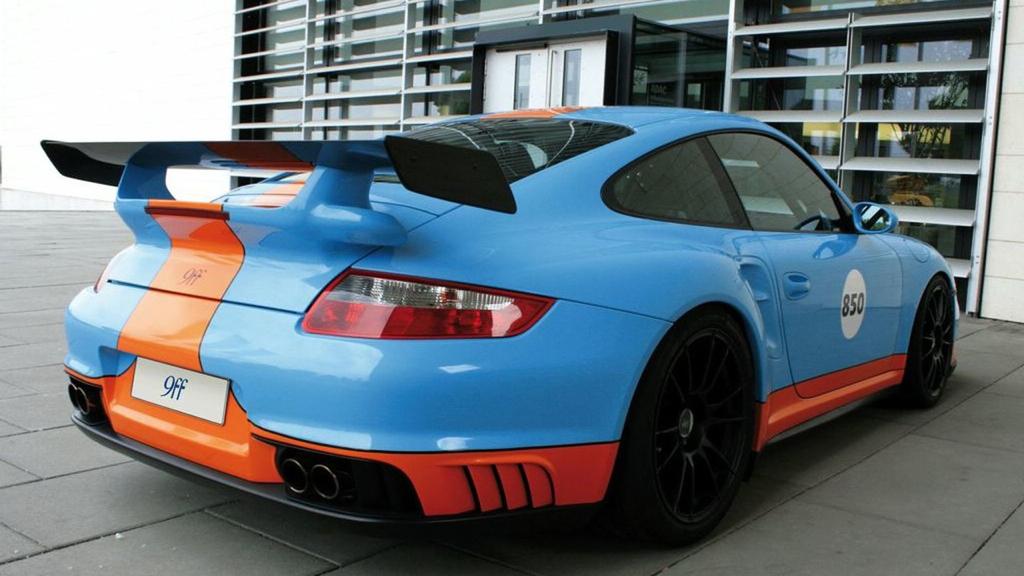 DLEDMV - Porsche 997 GT2 9ff Assen - 01