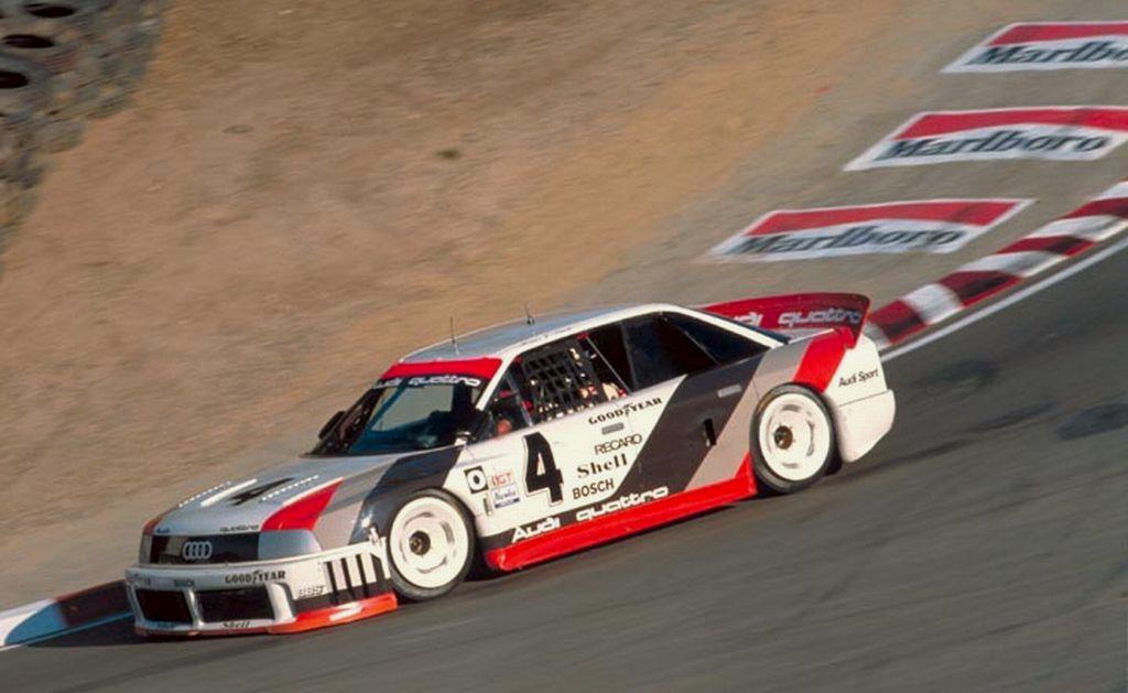 Audi 90 GTO IMSA - Le démon des circuits ! 1