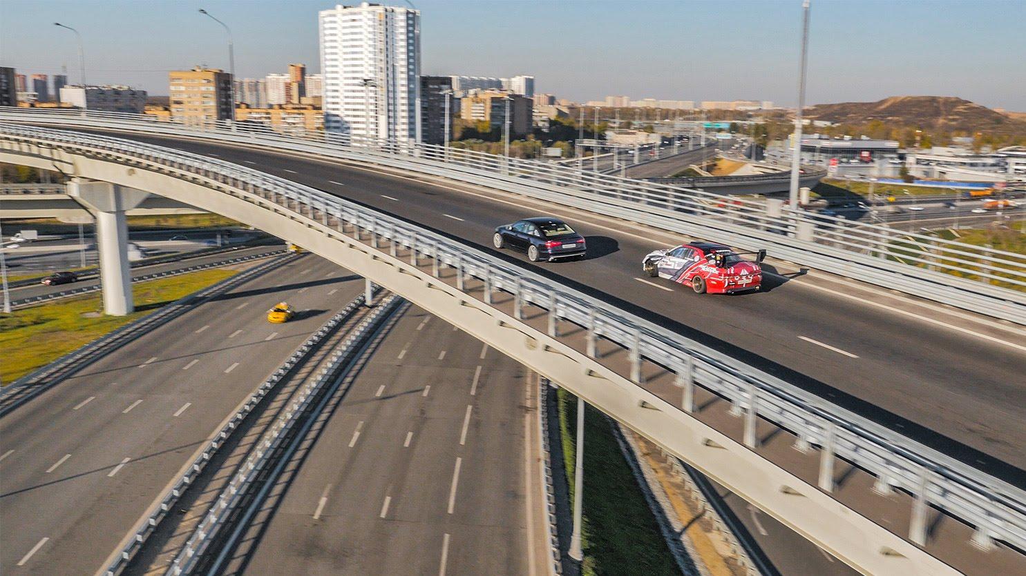 DLEDMV Audi A6 pursuit 01