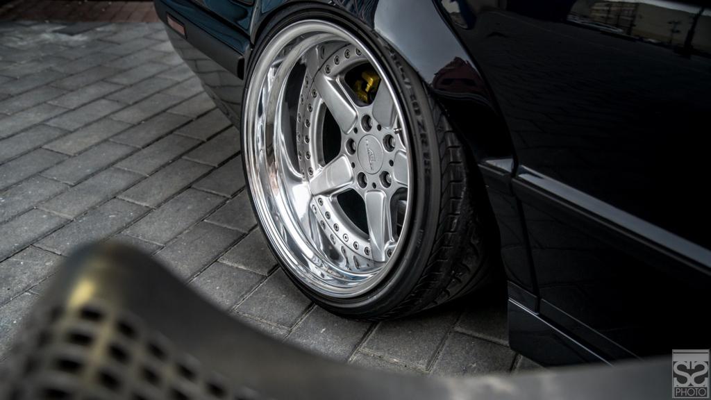 DLEDMV - BMW E34 Touring Slammed - 15
