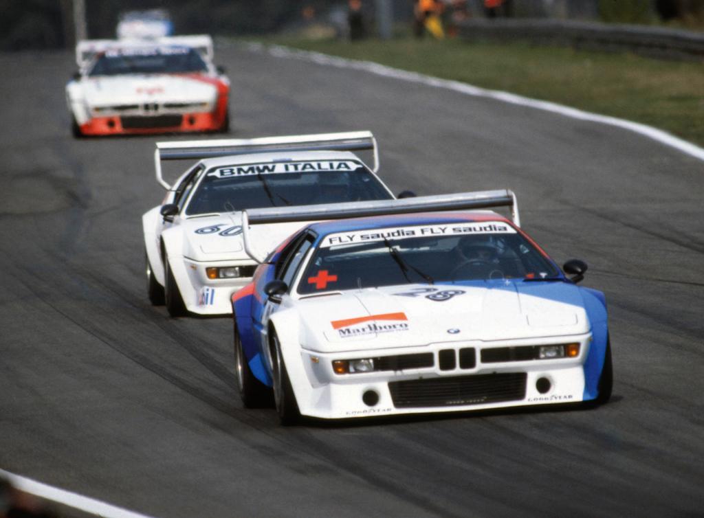 DLEDMV - BMW M1 Procar Donington - 01