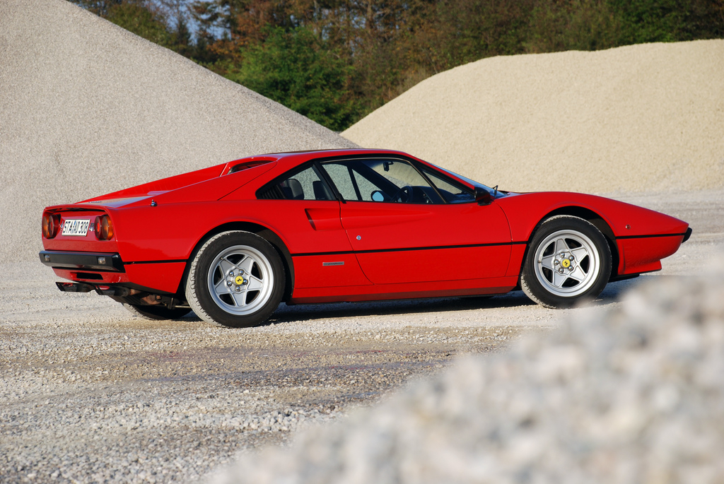 DLEDMV - Ferrari 308 GTB vetroresina - 04