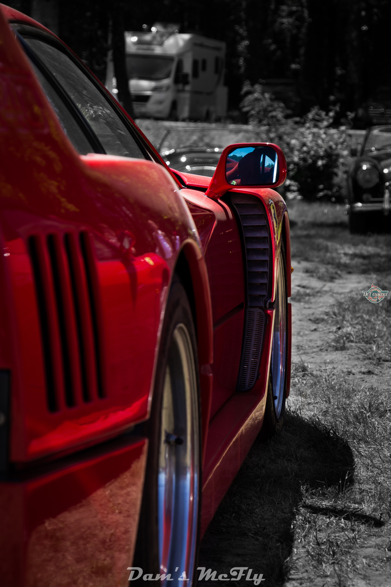 DLEDMV - Ferrari F40 Dam's McFly - 03