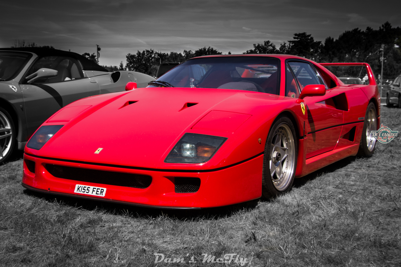 Engine Sound - Ferrari F40... 7