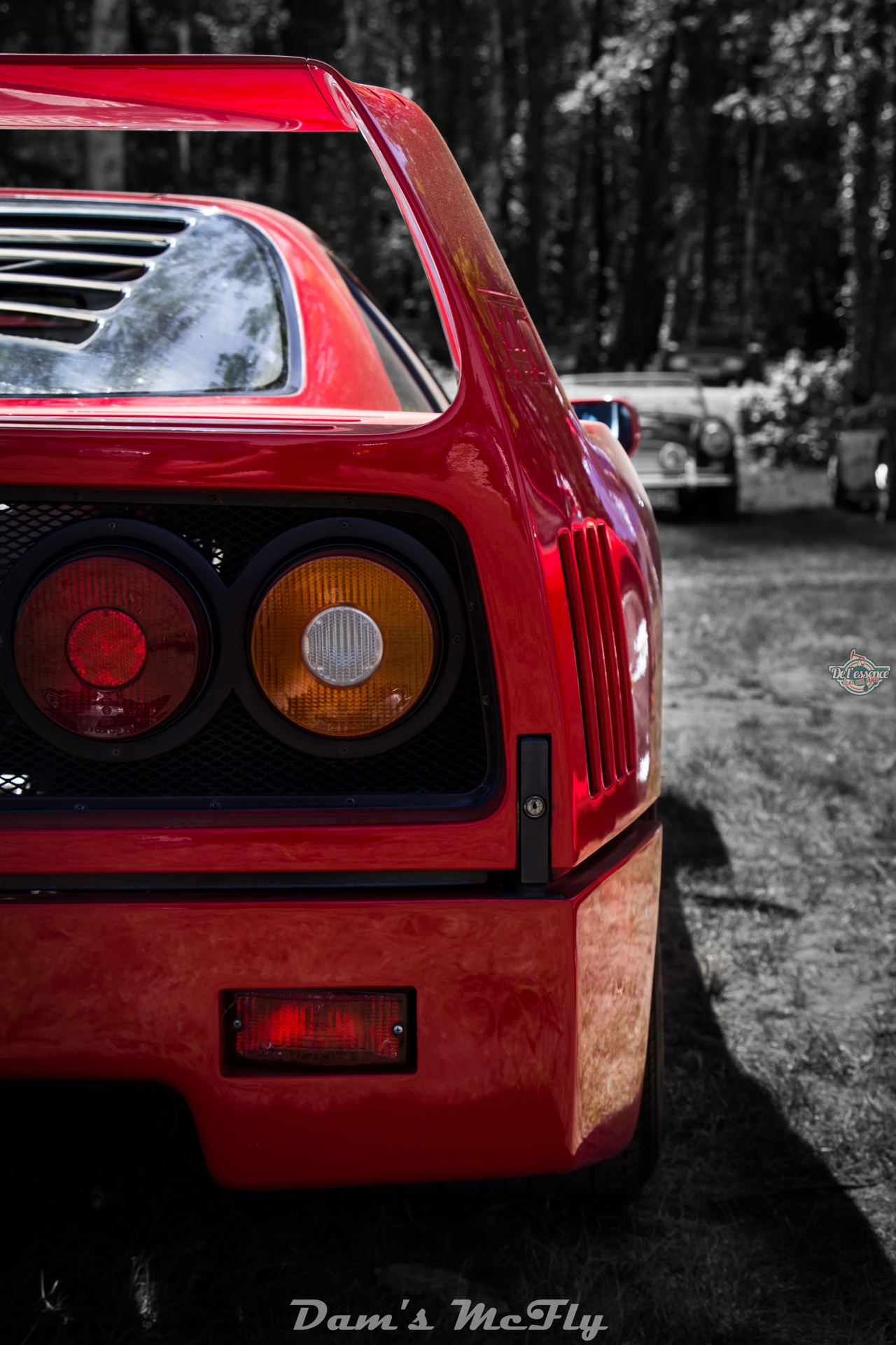 DLEDMV - Ferrari F40 Dam's McFly - 09