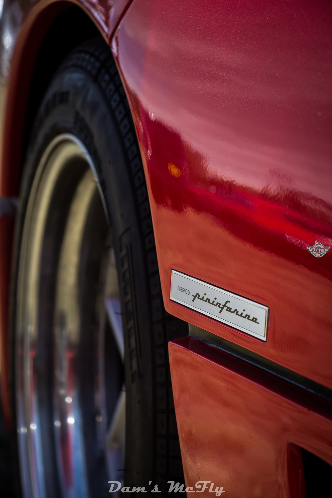 DLEDMV - Ferrari F40 Dam's McFly - 11