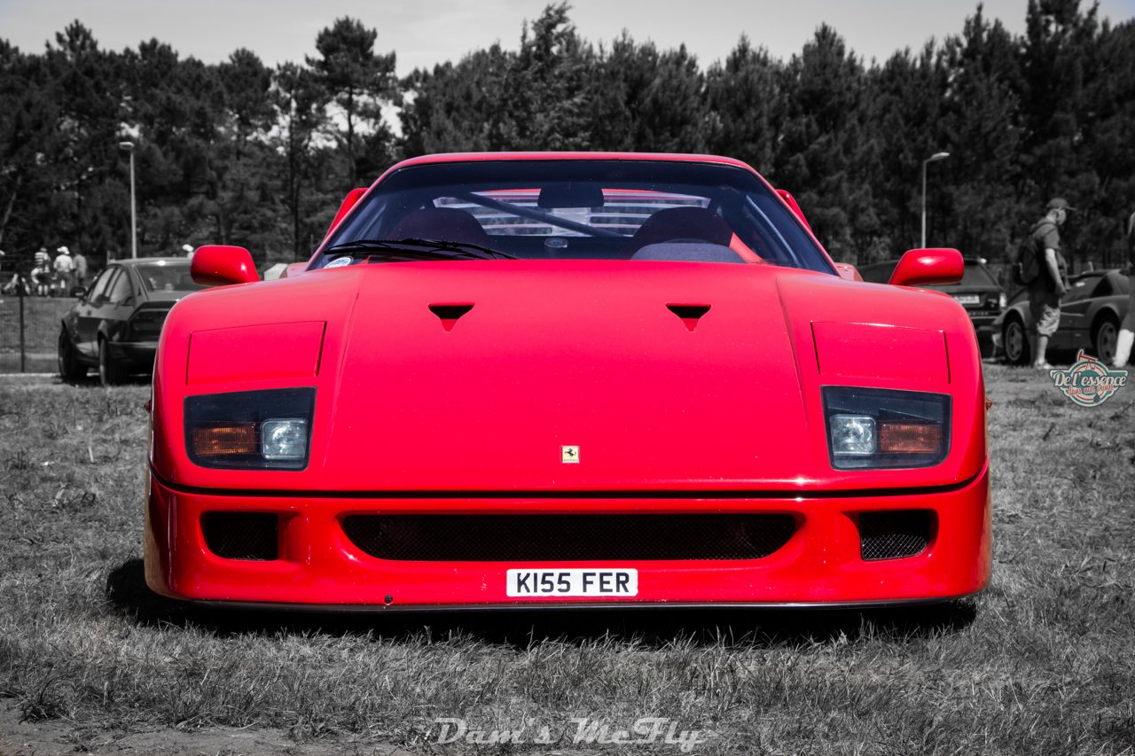 Engine Sound - Ferrari F40... 9