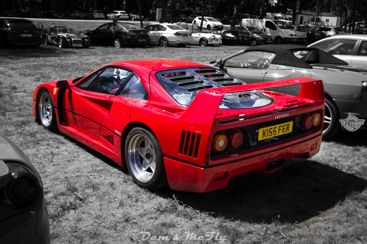 Engine Sound - Ferrari F40... 8