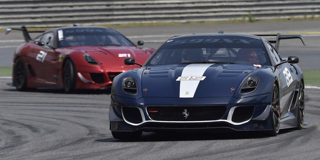 DLEDMV Ferrari programme XX 01