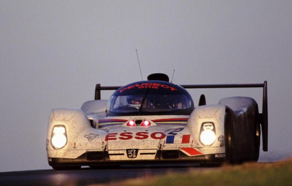 DLEDMV - Le Mans 93 Peugeot 905 - 01