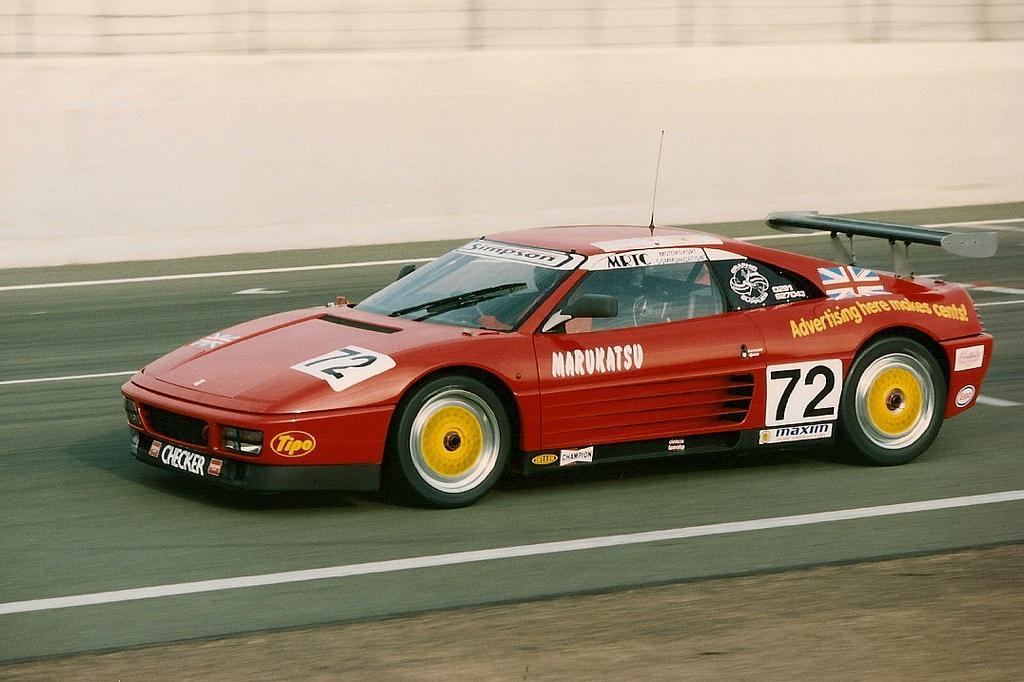 DLEDMV - Le Mans 93 Peugeot 905 - 05