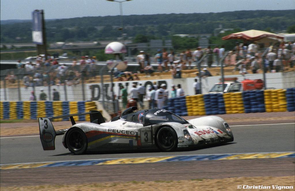 DLEDMV - Le Mans 93 Peugeot 905 - 07