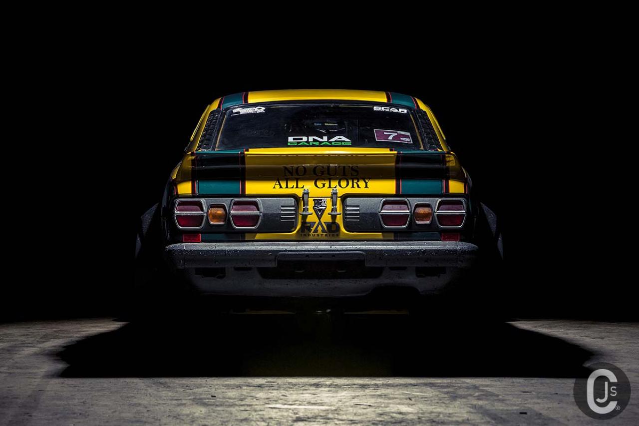 DLEDMV - Mazda RX3 20B Rotary - 04