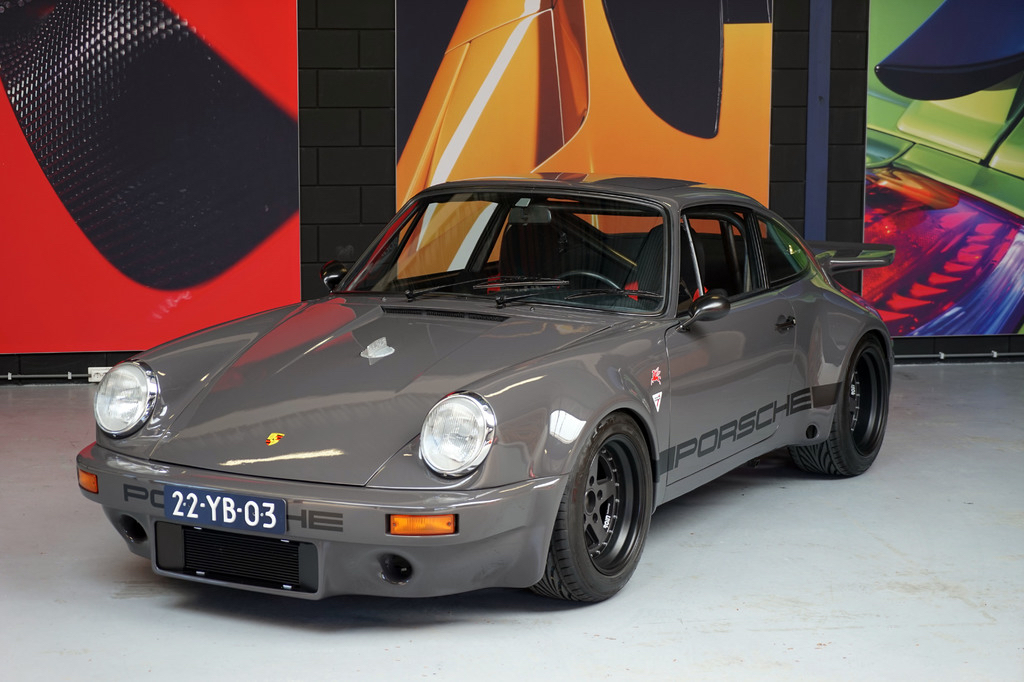 DLEDMV - Porsche 911 RSR Rennspeed - 02