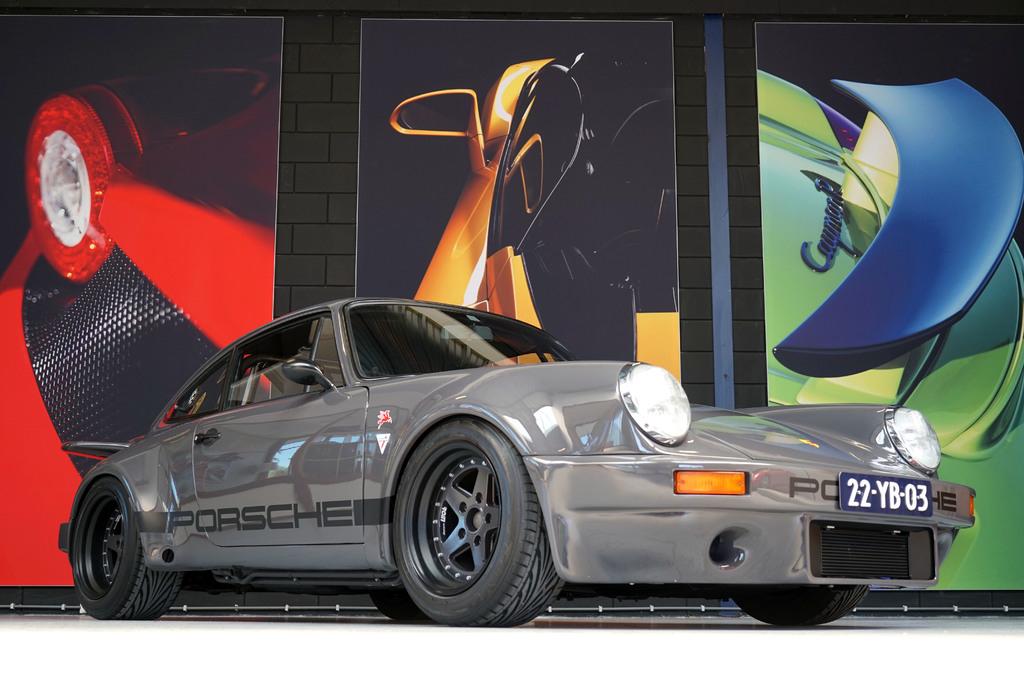 DLEDMV - Porsche 911 RSR Rennspeed - 21