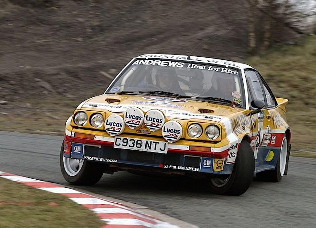 DLEDMV - Rallye 80's Drift  - 01