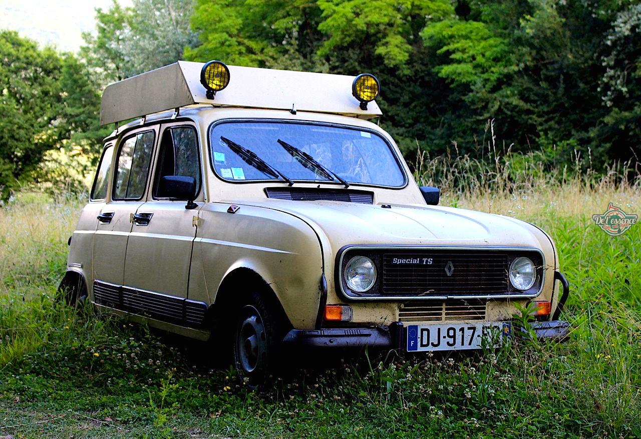 DLEDMV - Renault 4L trophy  - 18