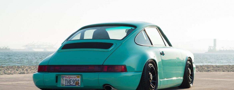 z DLEDMV - Porsche 964 Rotiform Peppermint - 02