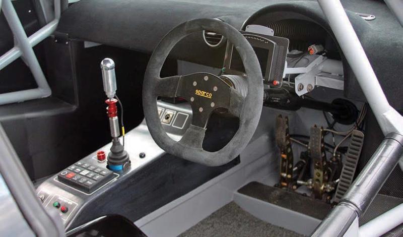 DLEDMV - Audi R8 TFSI Hillclimb -01
