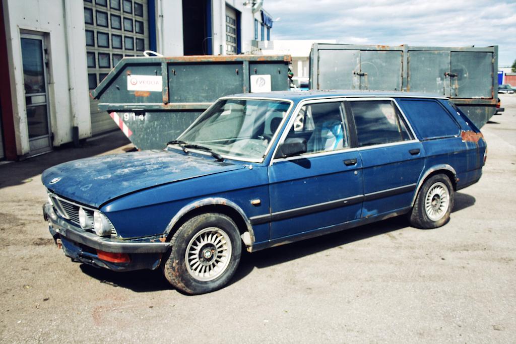DLEDMV - BMW E28 Touring - 02