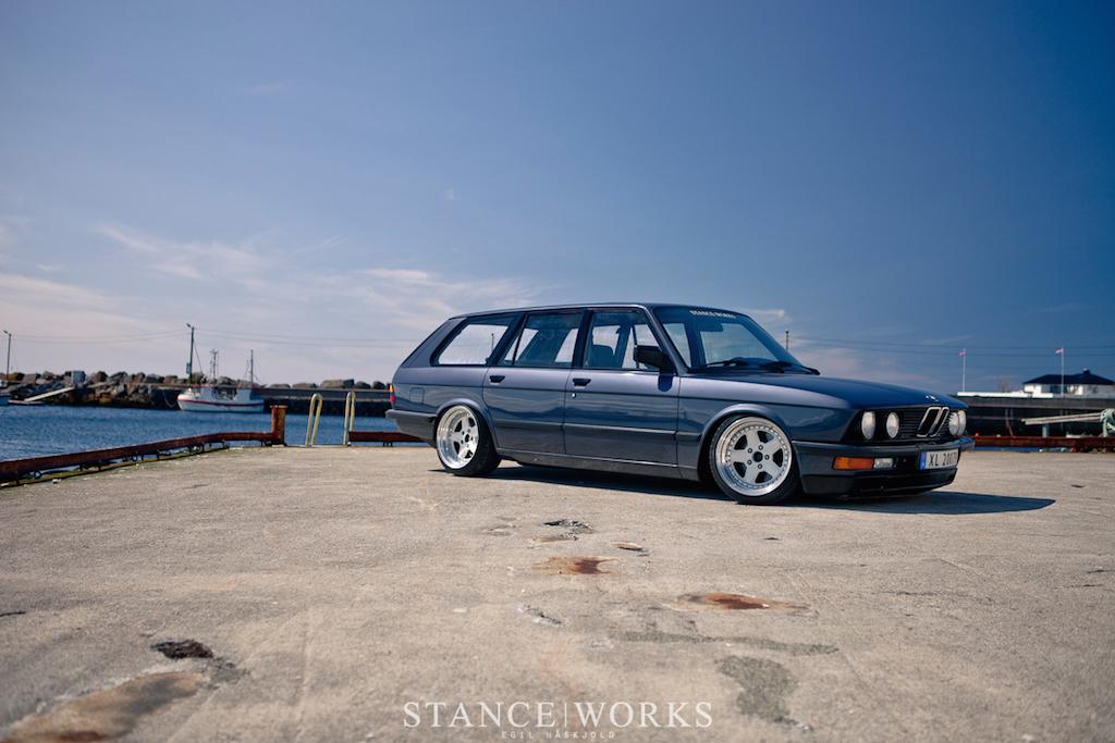 DLEDMV - BMW E28 Touring - 04