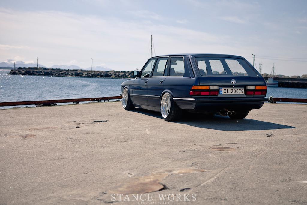 DLEDMV - BMW E28 Touring - 06