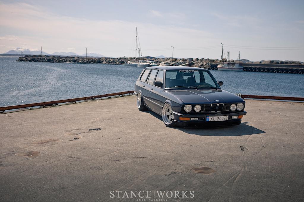 DLEDMV - BMW E28 Touring - 09