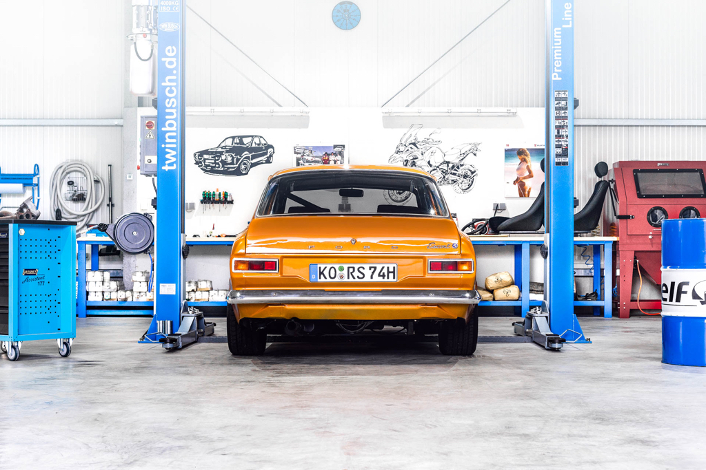 DLEDMV - Ford Escort RS2000 MK1 Restomod -07