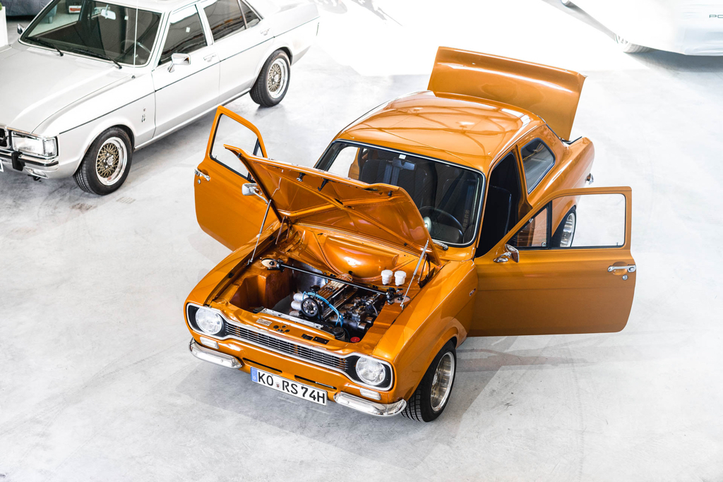 DLEDMV - Ford Escort RS2000 MK1 Restomod -15