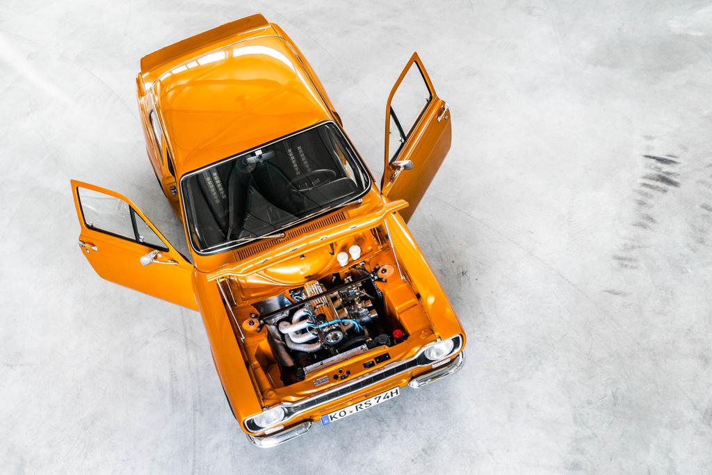 DLEDMV - Ford Escort RS2000 MK1 Restomod -17