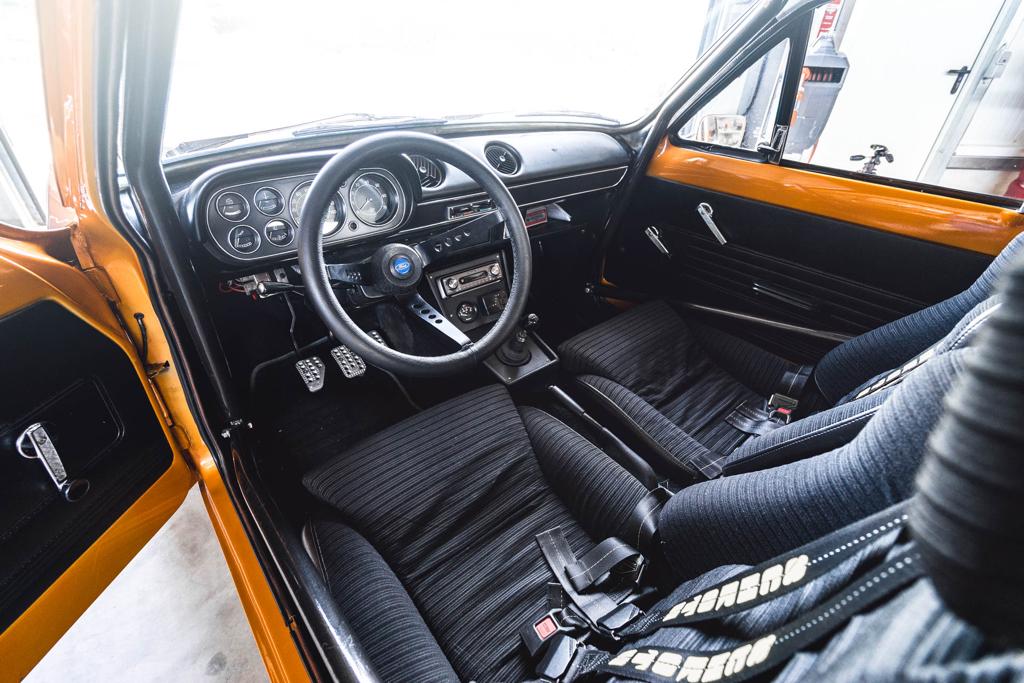 DLEDMV - Ford Escort RS2000 MK1 Restomod -18