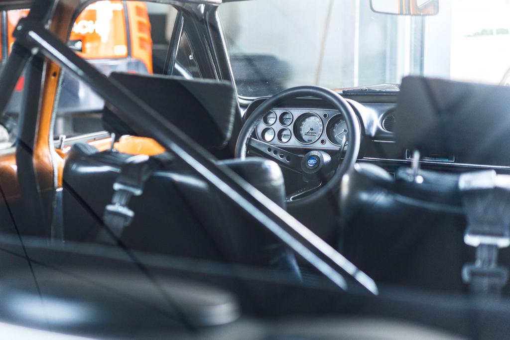 DLEDMV - Ford Escort RS2000 MK1 Restomod -21