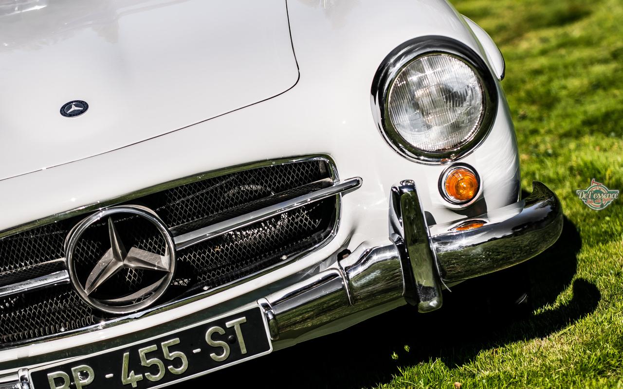 DLEDMV - Mercedes 190 SL JulienF - 10