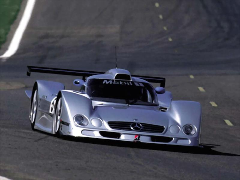 DLEDMV - Mercedes CLK GTR #1 -04