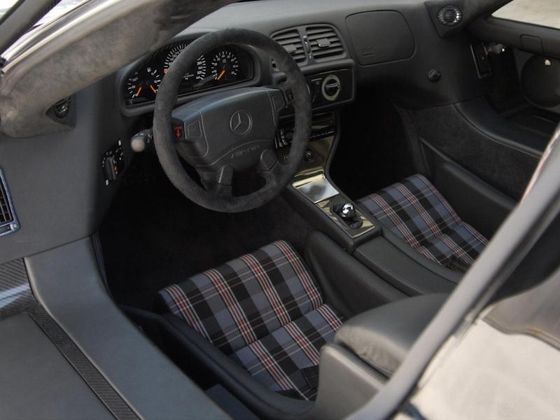 DLEDMV - Mercedes CLK GTR #1 -05