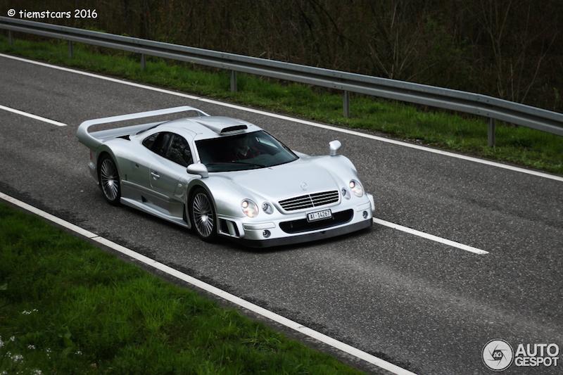 DLEDMV - Mercedes CLK GTR #1 -06