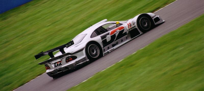 DLEDMV - Mercedes CLK GTR #1 -10
