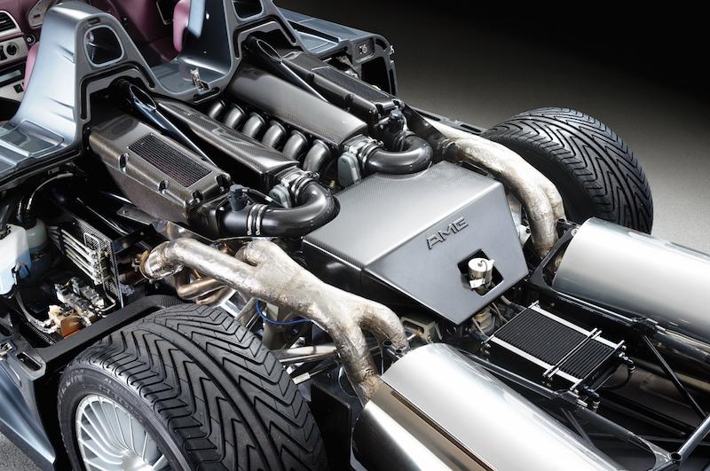 DLEDMV - Mercedes CLK GTR #1 -12