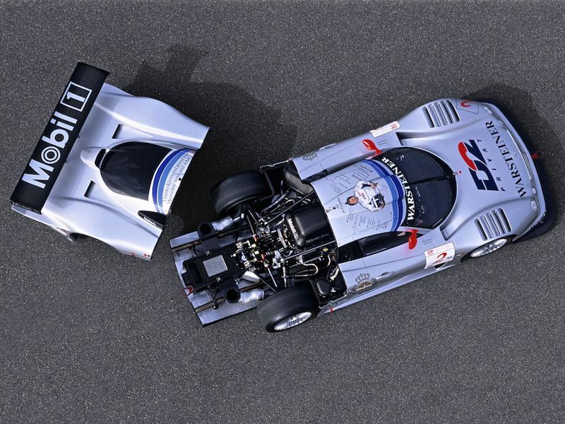 DLEDMV - Mercedes CLK GTR #1 -13