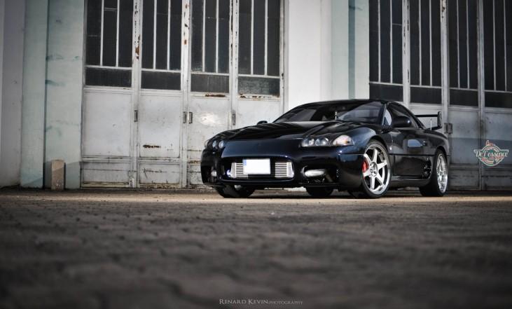z DLEDMV - Mitsu 3000 GT KevinR - 10