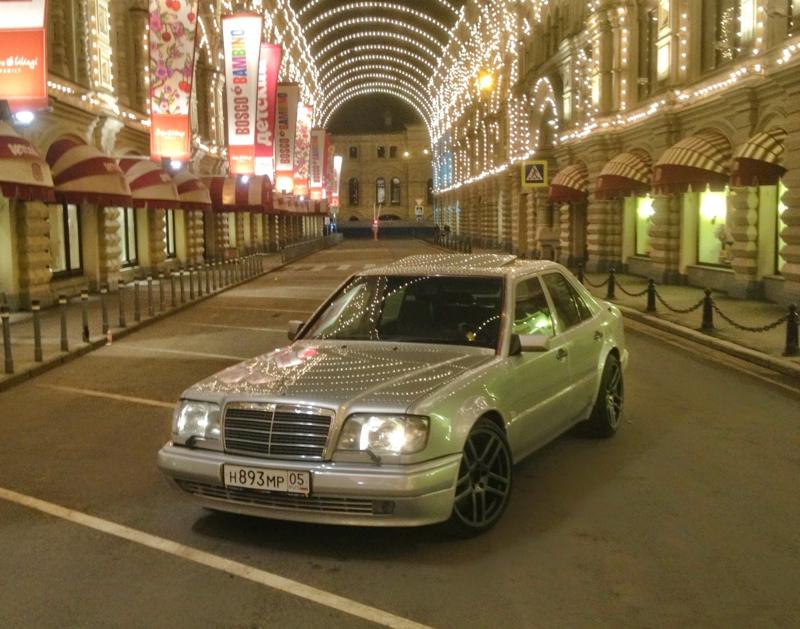 DLEDMV - Mercedes 500E Moscow -03