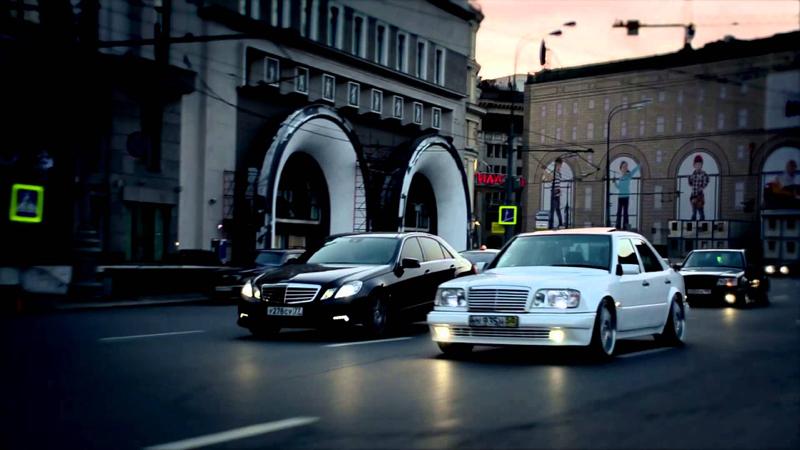 DLEDMV - Mercedes 500E Moscow -05