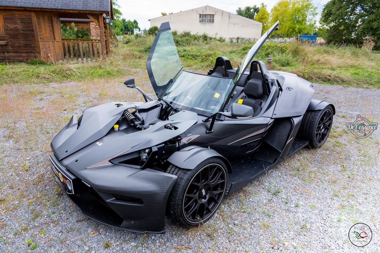 KTM X-Bow GT Black Edition... Comptez jusqu'à 5 ! 4